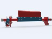 天地西北煤机生产 插入式 空段聚氨酯清扫器   带式输送机